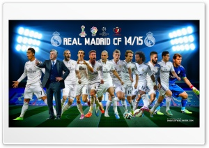 REAL MADRID HD Wide Wallpaper for 4K UHD Widescreen desktop & smartphone