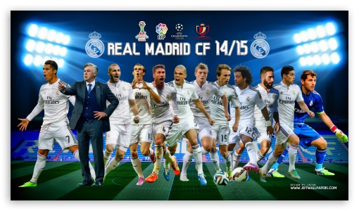 REAL MADRID ❤ 4K UHD Wallpaper for 4K UHD 16:9 Ultra High Definition 2160p 1440p 1080p 900p 720p ; Mobile 16:9 - 2160p 1440p 1080p 900p 720p ;