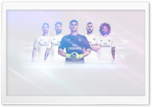 Real Madrid HD Wide Wallpaper for Widescreen