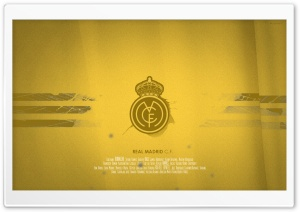 Real Madrid Ultra HD Wallpaper for 4K UHD Widescreen desktop, tablet & smartphone