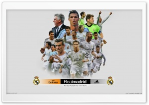 Real Madrid Wallpaper 2014 HD Wide Wallpaper for 4K UHD Widescreen desktop & smartphone