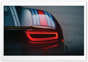 Rear Lights Ultra HD Wallpaper for 4K UHD Widescreen desktop, tablet & smartphone