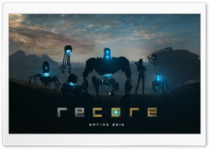 ReCore HD Wide Wallpaper for Widescreen