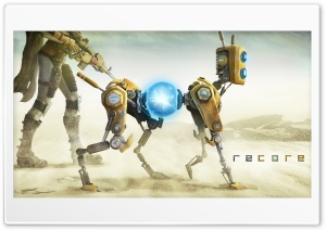 ReCore HD Wide Wallpaper for 4K UHD Widescreen desktop & smartphone