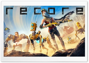 Recore Game HD Wide Wallpaper for 4K UHD Widescreen desktop & smartphone
