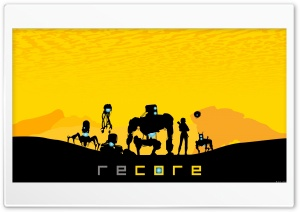 Recore Game HD Wide Wallpaper for Widescreen