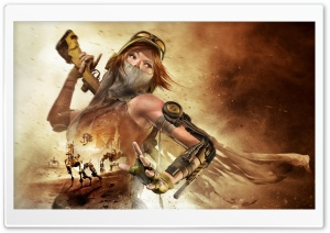 ReCore Xbox One HD Wide Wallpaper for Widescreen