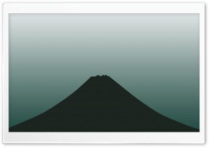 Recovery Mountain Minimalist HD Wide Wallpaper for Widescreen