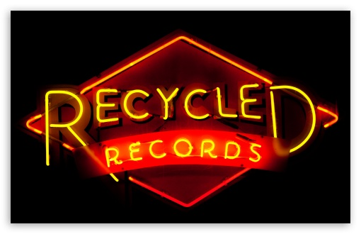 Recycled Records HD wallpaper for Wide 16:10 5:3 Widescreen WHXGA WQXGA WUXGA WXGA WGA ; HD 16:9 High Definition WQHD QWXGA 1080p 900p 720p QHD nHD ; UHD 16:9 WQHD QWXGA 1080p 900p 720p QHD nHD ; Standard 3:2 Fullscreen DVGA HVGA HQVGA devices ( Apple PowerBook G4 iPhone 4 3G 3GS iPod Touch ) ; Mobile 5:3 3:2 16:9 - WGA DVGA HVGA HQVGA devices ( Apple PowerBook G4 iPhone 4 3G 3GS iPod Touch ) WQHD QWXGA 1080p 900p 720p QHD nHD ; Dual 16:10 5:3 16:9 4:3 5:4 WHXGA WQXGA WUXGA WXGA WGA WQHD QWXGA 1080p 900p 720p QHD nHD UXGA XGA SVGA QSXGA SXGA ;