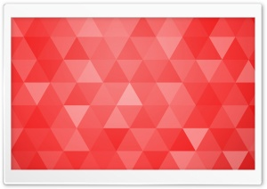 Red Abstract Geometric Triangle Background HD Wide Wallpaper for 4K UHD Widescreen desktop & smartphone