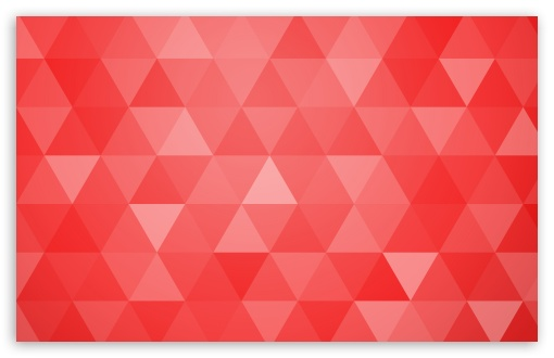 Red Abstract Geometric Triangle Background 4k Hd Desktop