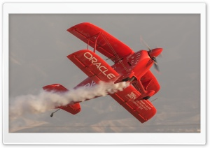 Red Aircraft Ultra HD Wallpaper for 4K UHD Widescreen desktop, tablet & smartphone