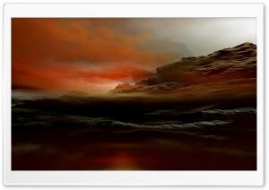 Red Awakening Ultra HD Wallpaper for 4K UHD Widescreen desktop, tablet & smartphone