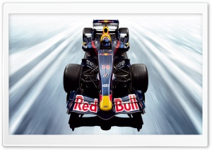Red Bull Formula 1 Racing HD Wide Wallpaper for Widescreen