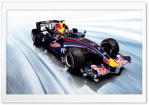 Red Bull Racing HD Wide Wallpaper for Widescreen