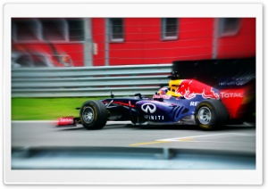 Red Bull RB8 HD Wide Wallpaper for Widescreen