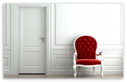 Red Chair HD wallpaper for Standard 4:3 5:4 Fullscreen UXGA XGA SVGA QSXGA SXGA ; Wide 16:10 Widescreen WHXGA WQXGA WUXGA WXGA ; Other 3:2 DVGA HVGA HQVGA devices ( Apple PowerBook G4 iPhone 4 3G 3GS iPod Touch ) ; Mobile VGA WVGA iPhone iPad PSP Phone - VGA QVGA Smartphone ( PocketPC GPS iPod Zune BlackBerry HTC Samsung LG Nokia Eten Asus ) WVGA WQVGA Smartphone ( HTC Samsung Sony Ericsson LG Vertu MIO ) HVGA Smartphone ( Apple iPhone iPod BlackBerry HTC Samsung Nokia ) Sony PSP Zune HD Zen ; Tablet 2 Android 3 DVGA HVGA HQVGA devices ( Apple PowerBook G4 iPhone 4 3G 3GS iPod Touch ) ; Dual 4:3 5:4 UXGA XGA SVGA QSXGA SXGA ;