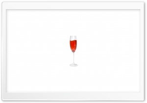 Red Champagne HD Wide Wallpaper for Widescreen