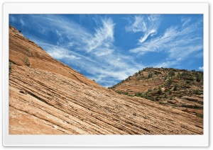 Red Cliffs HD Wide Wallpaper for Widescreen