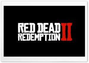 Red Dead Redemption 2 HD Wide Wallpaper for 4K UHD Widescreen desktop & smartphone