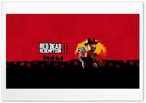 Red Dead Redemption 2 Ultra HD Wallpaper for 4K UHD Widescreen desktop, tablet & smartphone