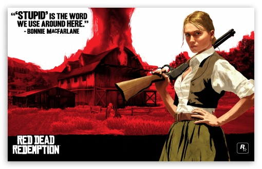 Red Dead Redemption, Bonnie MacFarlane HD wallpaper for Wide 16:10 5:3 Widescreen WHXGA WQXGA WUXGA WXGA WGA ; HD 16:9 High Definition WQHD QWXGA 1080p 900p 720p QHD nHD ; Standard 4:3 5:4 Fullscreen UXGA XGA SVGA QSXGA SXGA ; iPad 1/2/Mini ; Mobile 4:3 5:3 3:2 16:9 5:4 - UXGA XGA SVGA WGA DVGA HVGA HQVGA devices ( Apple PowerBook G4 iPhone 4 3G 3GS iPod Touch ) WQHD QWXGA 1080p 900p 720p QHD nHD QSXGA SXGA ;