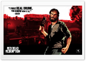 Red Dead Redemption, Irish HD Wide Wallpaper for Widescreen