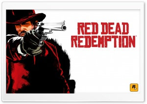 Red Dead Redemption, Marston HD Wide Wallpaper for Widescreen