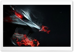 Red Dragon HD Wide Wallpaper for Widescreen