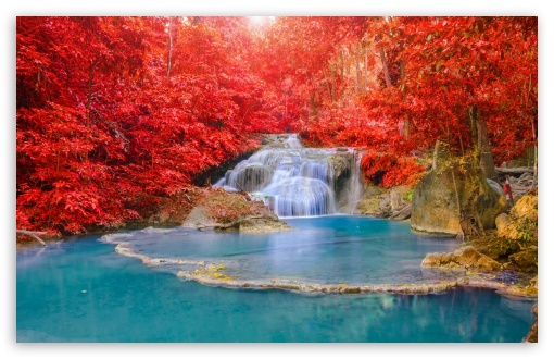 Red Forest, Waterfall, Turquoise Lake UltraHD Wallpaper for Wide 16:10 5:3 Widescreen WHXGA WQXGA WUXGA WXGA WGA ; UltraWide 21:9 ; 8K UHD TV 16:9 Ultra High Definition 2160p 1440p 1080p 900p 720p ; Standard 4:3 5:4 3:2 Fullscreen UXGA XGA SVGA QSXGA SXGA DVGA HVGA HQVGA ( Apple PowerBook G4 iPhone 4 3G 3GS iPod Touch ) ; Smartphone 16:9 3:2 5:3 2160p 1440p 1080p 900p 720p DVGA HVGA HQVGA ( Apple PowerBook G4 iPhone 4 3G 3GS iPod Touch ) WGA ; Tablet 1:1 ; iPad 1/2/Mini ; Mobile 4:3 5:3 3:2 16:9 5:4 - UXGA XGA SVGA WGA DVGA HVGA HQVGA ( Apple PowerBook G4 iPhone 4 3G 3GS iPod Touch ) 2160p 1440p 1080p 900p 720p QSXGA SXGA ; Dual 16:10 5:3 16:9 4:3 5:4 3:2 WHXGA WQXGA WUXGA WXGA WGA 2160p 1440p 1080p 900p 720p UXGA XGA SVGA QSXGA SXGA DVGA HVGA HQVGA ( Apple PowerBook G4 iPhone 4 3G 3GS iPod Touch ) ;