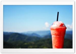Red Juice Ultra HD Wallpaper for 4K UHD Widescreen desktop, tablet & smartphone