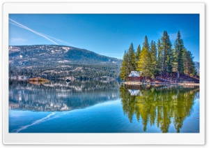 Red Lake Toiyabe National Forest HD Wide Wallpaper for 4K UHD Widescreen desktop & smartphone