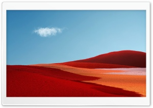 Red Landscape Ultra HD Wallpaper for 4K UHD Widescreen desktop, tablet & smartphone
