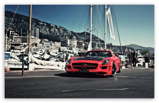 Red Mercedes-Benz SLS AMG HD wallpaper for Wide 16:10 5:3 Widescreen WHXGA WQXGA WUXGA WXGA WGA ; HD 16:9 High Definition WQHD QWXGA 1080p 900p 720p QHD nHD ; Standard 4:3 5:4 3:2 Fullscreen UXGA XGA SVGA QSXGA SXGA DVGA HVGA HQVGA devices ( Apple PowerBook G4 iPhone 4 3G 3GS iPod Touch ) ; Tablet 1:1 ; iPad 1/2/Mini ; Mobile 4:3 5:3 3:2 16:9 5:4 - UXGA XGA SVGA WGA DVGA HVGA HQVGA devices ( Apple PowerBook G4 iPhone 4 3G 3GS iPod Touch ) WQHD QWXGA 1080p 900p 720p QHD nHD QSXGA SXGA ;