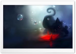 Red Origami Ultra HD Wallpaper for 4K UHD Widescreen desktop, tablet & smartphone
