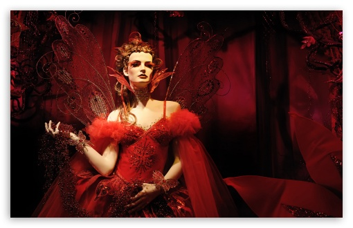 Red Queen Ultra Hd Desktop Background Wallpaper For 4k Uhd Tv