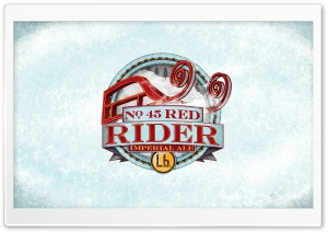 Red Rider Imperial Ale HD Wide Wallpaper for 4K UHD Widescreen desktop & smartphone