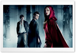Red Riding Hood HD Wide Wallpaper for Widescreen
