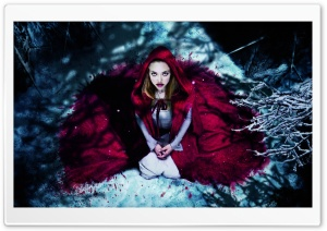 Red Riding Hood 2011 Valerie HD Wide Wallpaper for Widescreen