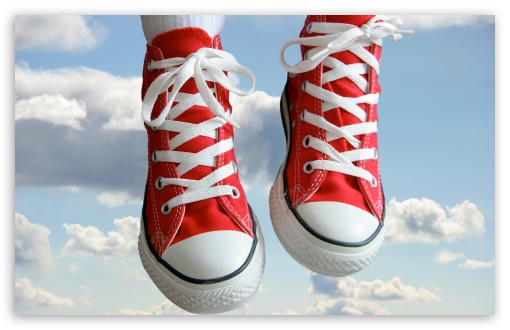 Red Sneakers HD wallpaper for Wide 16:10 5:3 Widescreen WHXGA WQXGA WUXGA WXGA WGA ; HD 16:9 High Definition WQHD QWXGA 1080p 900p 720p QHD nHD ; Standard 4:3 5:4 3:2 Fullscreen UXGA XGA SVGA QSXGA SXGA DVGA HVGA HQVGA devices ( Apple PowerBook G4 iPhone 4 3G 3GS iPod Touch ) ; Tablet 1:1 ; iPad 1/2/Mini ; Mobile 4:3 5:3 3:2 16:9 5:4 - UXGA XGA SVGA WGA DVGA HVGA HQVGA devices ( Apple PowerBook G4 iPhone 4 3G 3GS iPod Touch ) WQHD QWXGA 1080p 900p 720p QHD nHD QSXGA SXGA ;