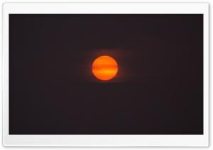 Red Sun Rising Ultra HD Wallpaper for 4K UHD Widescreen desktop, tablet & smartphone