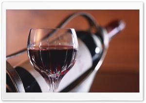 Red Wine Glass Ultra HD Wallpaper for 4K UHD Widescreen desktop, tablet & smartphone