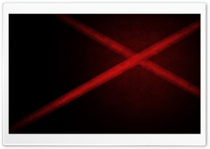 Red X HD Wide Wallpaper for Widescreen