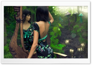 Reflection HD Wide Wallpaper for Widescreen
