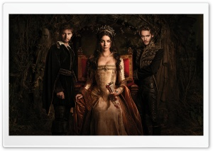 Reign TV Show HD Wide Wallpaper for Widescreen