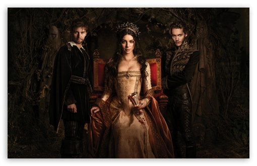Download Reign TV Show UltraHD Wallpaper