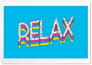 Relax HD Wide Wallpaper for Widescreen