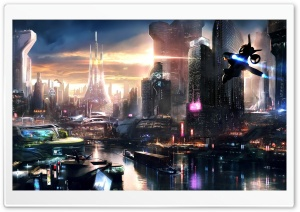 Remember Me Concept Art HD Wide Wallpaper for 4K UHD Widescreen desktop & smartphone