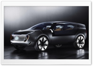 Renault Concept Car HD Wide Wallpaper for Widescreen