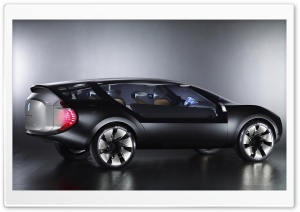 Renault Concept Car 1 HD Wide Wallpaper for Widescreen